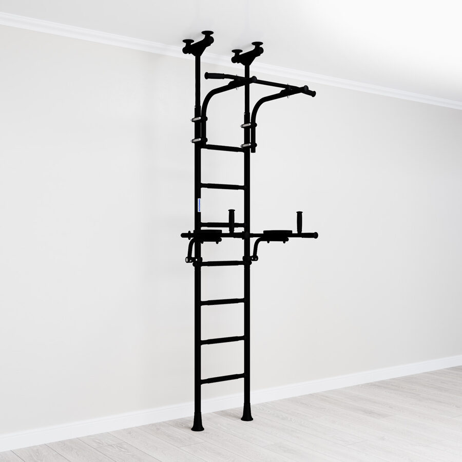 Zviedru siena R10 Black (matēts melns)