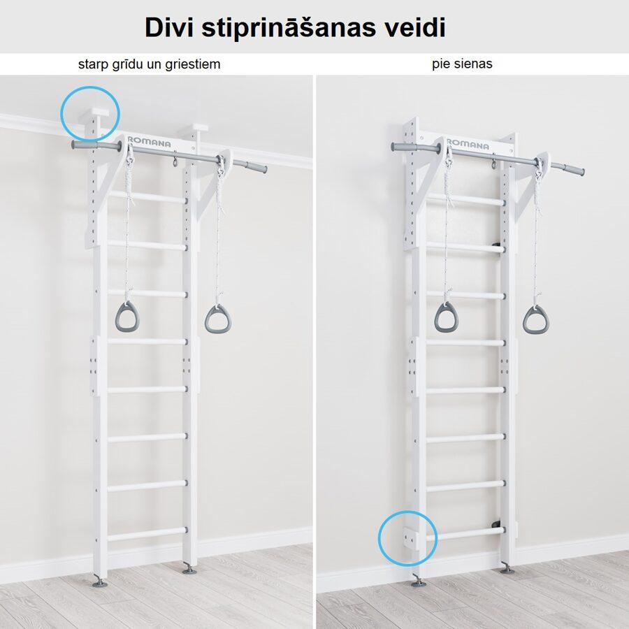 Zviedru siena Eco1 White