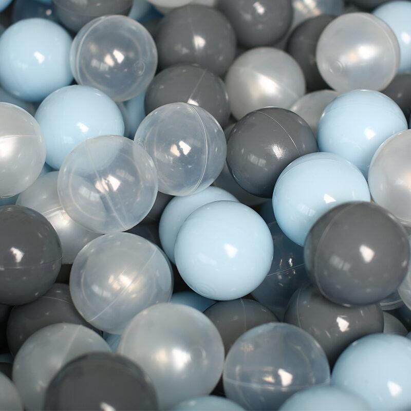 Bumbu baseins Airpool Max (ar gaiši zilām bumbam)