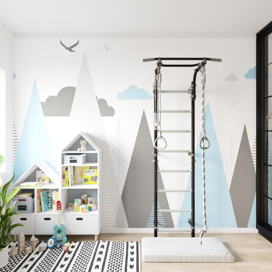 Zviedru siena Next Grafit (grafīts/pelēks)